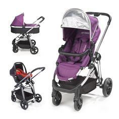 Mee-Go 3in1 Glide Maxi Cosi Travel System-Purple/plum Description: Package Includes: Mee-Go Glide Stroller Mee-Go Carrycot Maxi Cosi Cabriofix Group 0+ Car Seat-Black Maxi Cosi Car Seat Adapter Mee-Go Stroller: The hand polished aluminium frames on the Pushchair, Chassis and Seat unit offer a Classy and Chic look around town or in the countryside.... http://simplybaby.org.uk/mee-go-3in1-glide-maxi-cosi-travel-system-purpleplum/