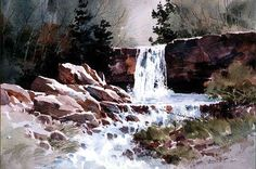 Carl Purcell WATERCOLOR - Google Search