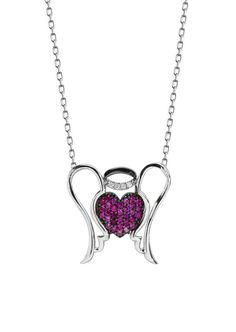 Aşkın Anlamına Anlam Katmak İstiyorsanız, Sevdiklerinizi mutlu etmek istiyorsanız her zaman Melek Gümüş Kolye iyi bir tercih olmuştur. #Melek #MelekGümüşKolye #Gümüş #GümüşKolye #Kolye  http://shemocha.com/urun/ruby-tasli-kalp-melek-gumus-kolye/