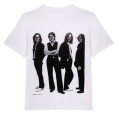 Celebrities who wear, use, or own Stella McCartney Beatles Red Nose Day T-shirt. Also discover the movies, TV shows, and events associated with Stella McCartney Beatles Red Nose Day T-shirt. One Direction Fashion, Red Nose Day, Tk Maxx, Graphic Sweatshirt, T Shirt, Stella Mccartney, Linda Mccartney, My Wardrobe, The Beatles