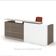 Big discount commercial furniture office front desk reception counter modern