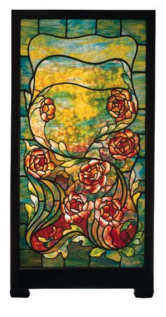Window Screen, Louis Comfort Tiffany.