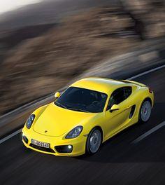 Tercera generación del Porsche Cayman