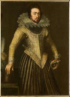 1615 Anonymous - Portrait of a man