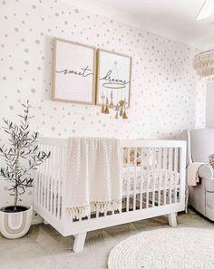 Trendy Nursery Wallpaper Ideas - DIY Darlin'