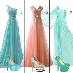 Fabulous! Your love? #PromDress #PartyDress #Shoes #Fashion #FreshFashion