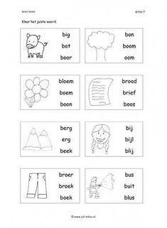 Afrikaans Language, Kids Writing, Block Lettering, Kids Education, Spelling, Worksheets, Homeschool, Classroom, Reading