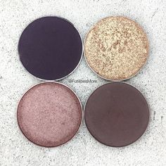 Makeup Geek Eyeshadows Quad ideas #6