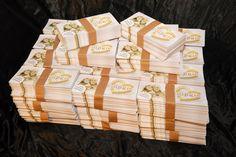 5.000 Folder für die Single Party Webung von SoSingle.at