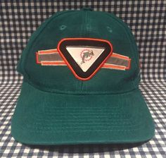 cf7d98956 VTG Miami Dolphins NFL Pro Line Sports Specialties SnapBack Adjustable Hat  NFL