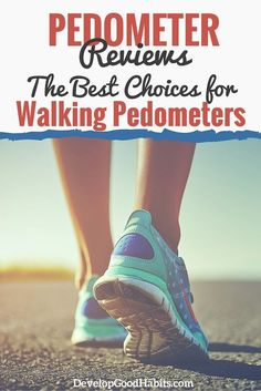 Pedometer Reviews. A good walking routine needs a good pedometer. This article focus on some of the best pedometers available. Regardless of  fitness level, daily walking can have a significant positive impact on your health, energy levels, fitness and overall happiness. See these pedometer reviews that will help you find the pedometer that is right for your needs.