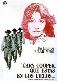 Gary Cooper que Estás en los Cielos (1980) Español Gary Cooper, Film Review, International Film Festival, Drama Movies, American Actors, Westerns, This Or That Questions, Movie Posters, Moscow