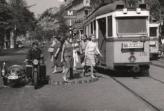 Weiss on the ethyl dope: Photo Budapest City, Budapest Hungary, Capital Of Hungary, Light Rail, History Photos, Eastern Europe, World War Two, Old Pictures, Historical Photos