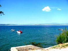 Rybka nad morzem. Fish and sea. jakdiament.blogspot.com