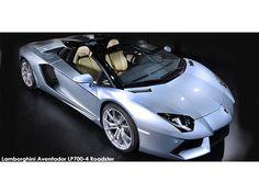 Research Lamborghini Aventador LP700-4 Roadster Car