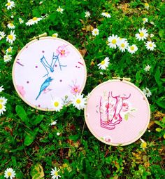 #Hoop #Embroidery #Handembroidery #Sewing #Needlework #Backstitch #Love #Romance #Lovers #Romantic #Madeinportugal