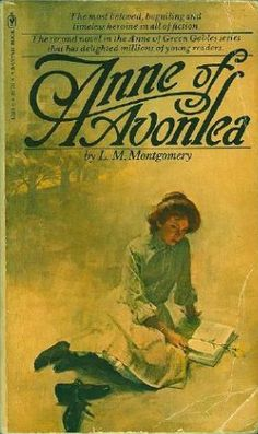 Anne of Avonlea- I read the ENTTIRE series when I was a kid! Hey, you read what you can get! AND, they are GOOD books! Good Books, Books To Read, My Books, Emily Of New Moon, Love Book, This Book, Anne Of Avonlea, Anne Shirley, Reading Rainbow