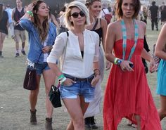 Julianne Hough at 2013 Coachella Festival
