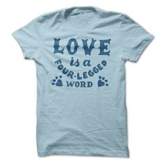 """Tell me """"It's just a dog"""" and I'll tell you that """"You're just an idiot""""  Please note this shirt is a more slim fitting than our other crew neck t-shirts. Please view the size chart link below for measurements."""