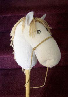 Sock stick horse