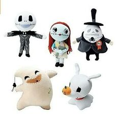 Plush set. So adorable.