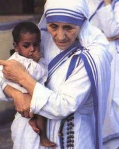 Mère #Teresa