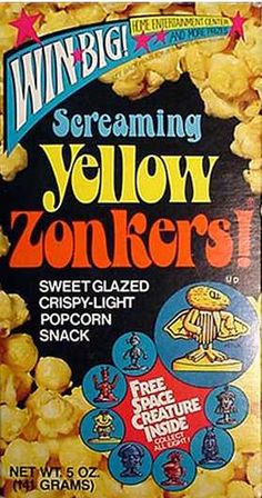 Screaming Yellow Zonkers  c. 1971
