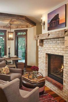 A Minnesota home gets a stunning rough luxe makeover