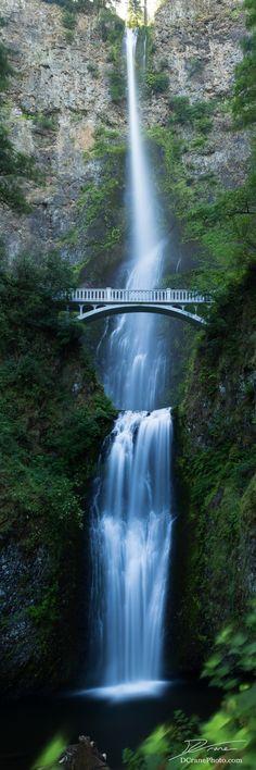 Multnomah Falls – Corbett, Oregon - Atlas Obscura