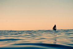 Serene surf scene by Bryce Johnson