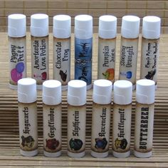 Harry Potter Deluxe Lip Balm Collection