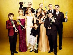 Award Winning Modern Family