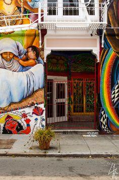 Mexican Streetart by Steffen Richter on 500px