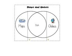 Teaches young readers how to create a basic map of their