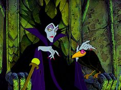 She's still my favorite Disney villain.