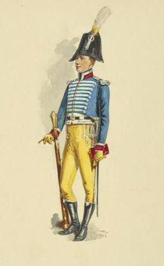 Musicante del rgt. fanteria polacca