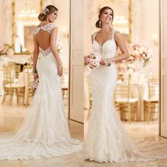 LOVE! Top Wedding Dresses 2018 Bridal Collection 2017 Amazing Wedding Dresses 2018 (12)