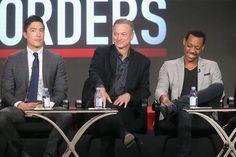 Criminal Minds: Beyond Borders Panel <3 <3 <3 <3 <3 <3 <3 <3