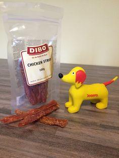 Und für den kleinen Seppl gab es die neuen Chicken Strips von DiBo