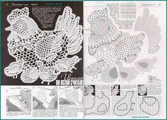 PORTAL DOS CROCHÊS: CROCHÊS PARA APLIQUES Form Crochet, Crochet Art, Thread Crochet, Filet Crochet, Crochet Animals, Crochet Motif, Irish Crochet, Crochet Designs, Crochet Doilies