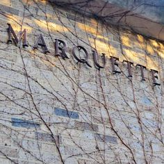 postmarq: Postcards from Marquette University Marquette University, Blessings, Postcards