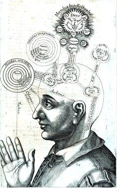 Jedan alhemičarski crtež