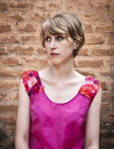 Onirica pink, pure silk :-)