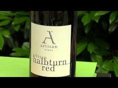 Artisan Halbturn Red 2009 Wines, Artisan, Bottle, Red, Flask, Craftsman, Jars