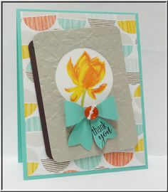 Come take the Create with Connie and Mary Week 1 Blog Hop for some Spring ideas!  I used Lotus Blossom this week on my project so I featured it here!  Best Day Ever, Stampin' Up!, #stampinup, Connie Babbert, www.inkspiredtreasures.com