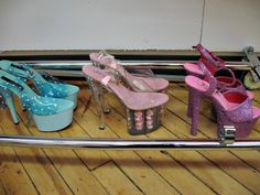 Stripper Shit on Pinterest | Stripper Heels, Flexible ...