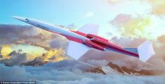 Modern Science: 'Son of Concorde' is a step closer to take off