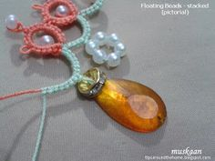 muskaan's T*I*P*S: floating beads PART 3