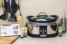 Gana la auténtica olla de cocción lenta Crock-Pot Crockpot, Slow Cooker, Kitchen Appliances, Ideas, Pageants, Prize Draw, Places, Home, Blue Prints