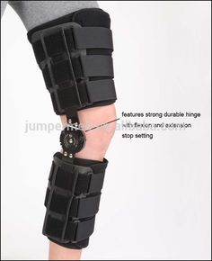 KN-603 Knee and leg orthoses Post Operative ROM/dial Knee brace #knee_support, #Posts